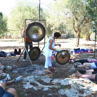 Giornata Del benessere 2013 - Massaggio Sonoro